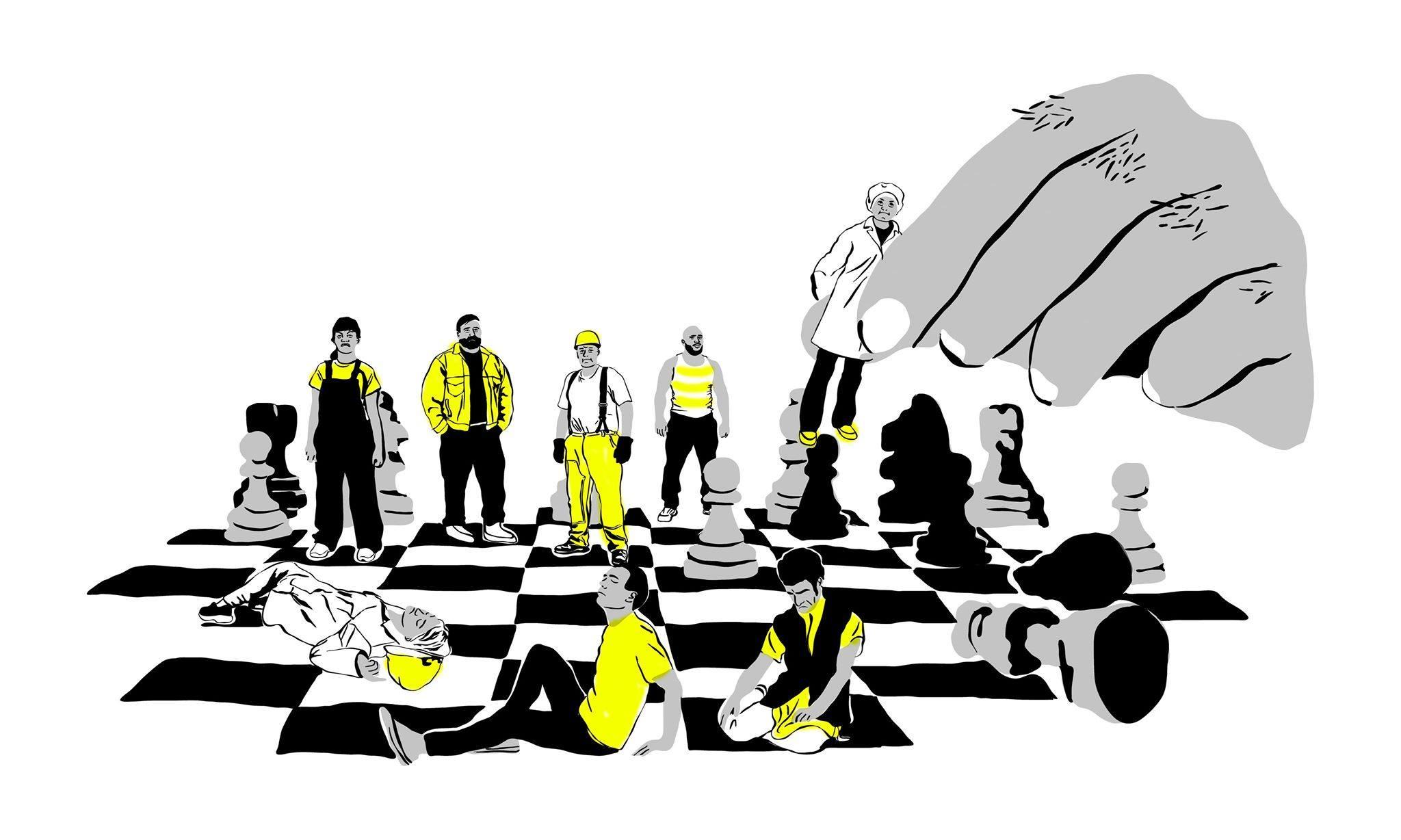 Les Vautours du licenciement : conflit d'intérêts et beaux profits sur la misère
